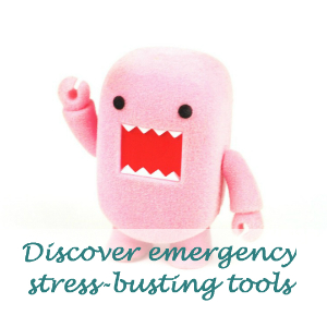 Great stress busting tools to reduce stress