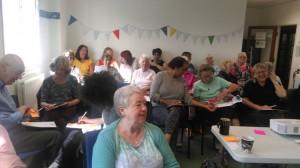 Stress Management Workshop in Leeds - lovely people