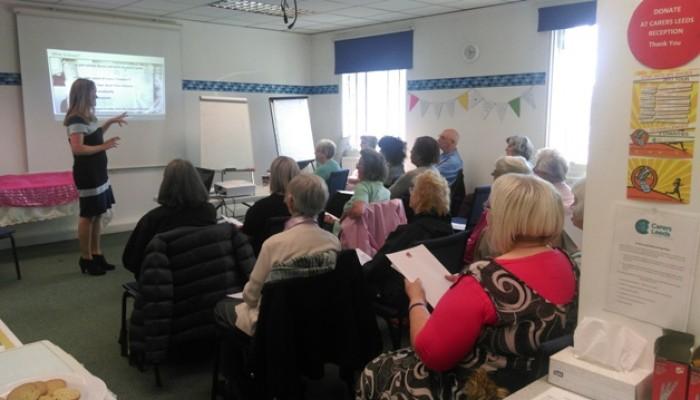 Stress Management Workshop in Leeds